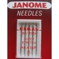 HA 15X1SP Ball Point Needle No.11